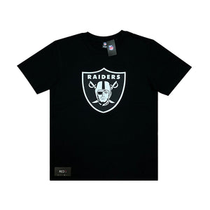 Raiders Tee Black