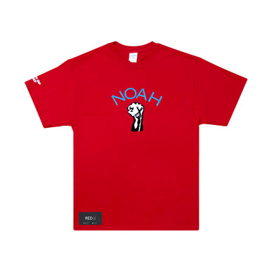 Noah Youth Of Today logo Tee Red