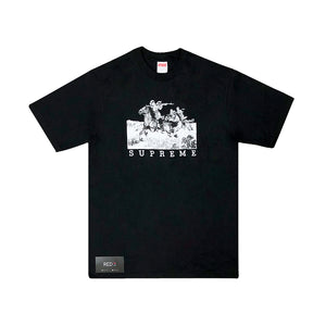 Supreme Riders Tee Black