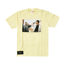 Load image into Gallery viewer, Supreme The Killer Trust Tee Pale Yellow