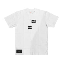 Load image into Gallery viewer, Supreme / Comme des Garçons SHIRT® Split Box Logo Tee White
