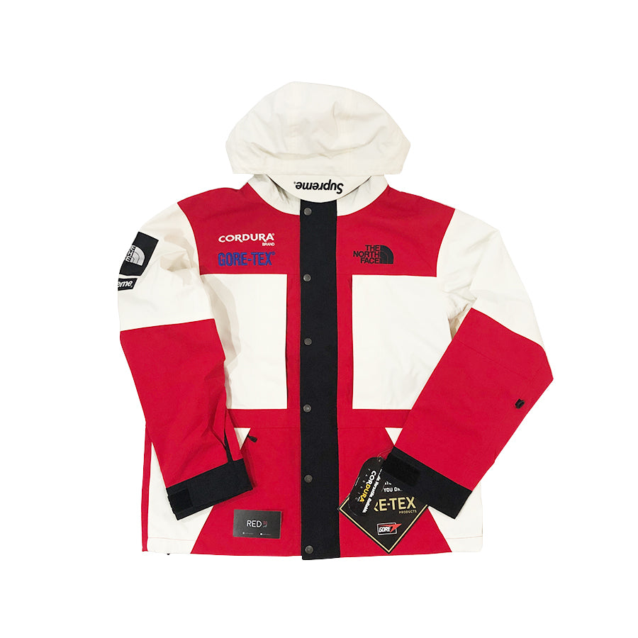 Supreme / The North Face Expedition Jacket Red