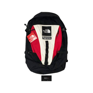 Supreme / The North Face Expedition Backpack Red