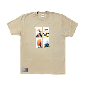 Supreme / Mike Kelly Ahh…Youth! Tee Natural