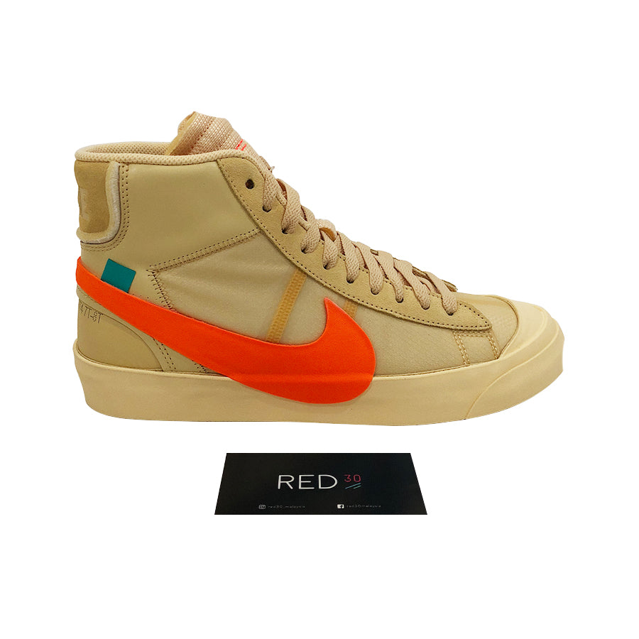 Nike Off-White Blazer Mid Hallow's Eve
