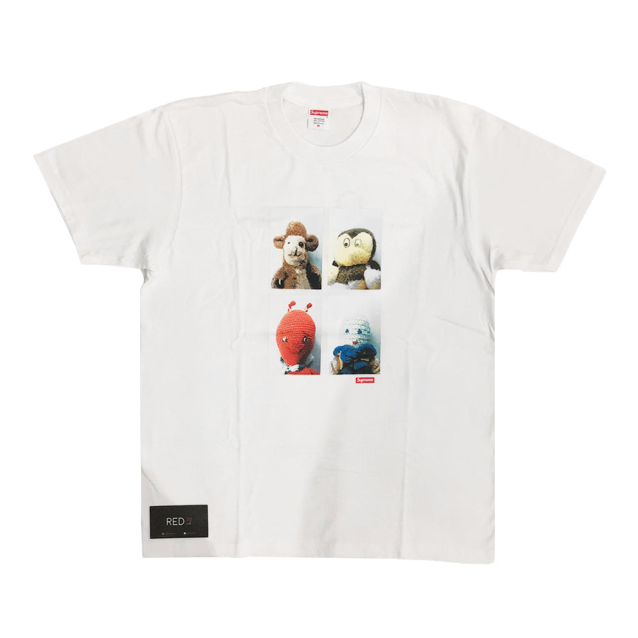 Supreme / Mike Kelly Ahh…Youth! Tee White