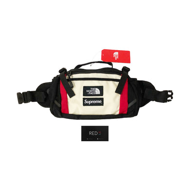 Supreme / The North Face Expedition Waist Bag Red