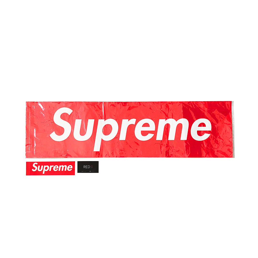 Supreme Friends And Family Box Logo Sticker