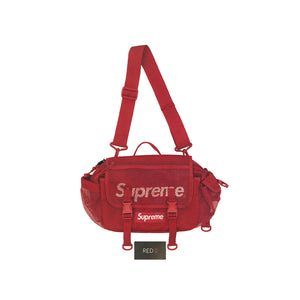 Supreme SS20 Waist Bag Red {RED}