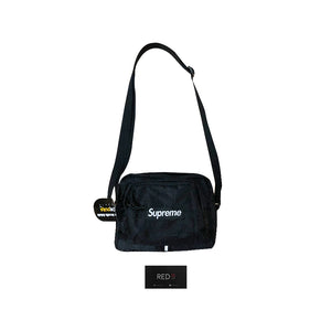 Supreme SS19 Shoulder Bag Black