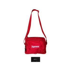 Supreme SS19 Shoulder Bag Red