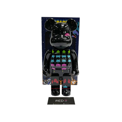 Medicom Toy Space Invader 400% Bearbrick