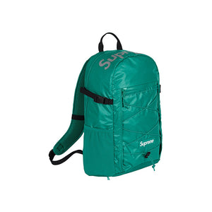 Supreme FW17 Backpack Green
