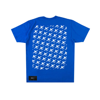 Supreme Plane Tee Royal Blue