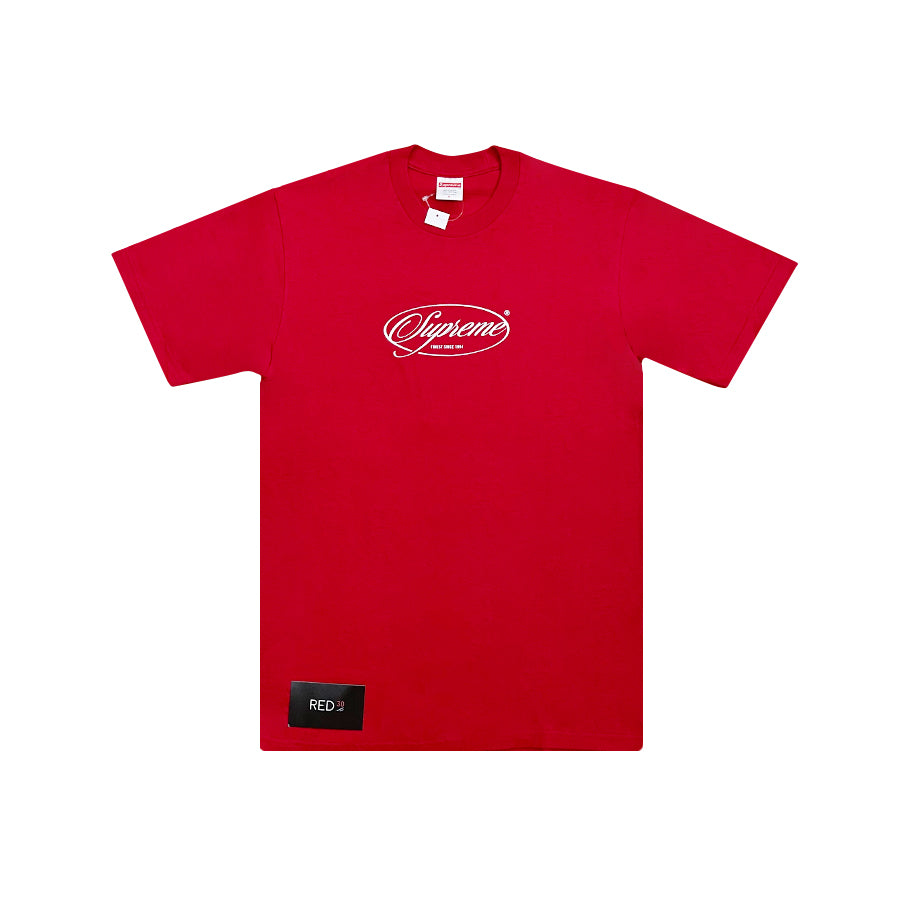 Supreme Classic Tee Red