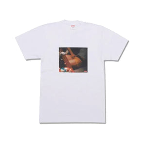 Supreme Make Out Tee White