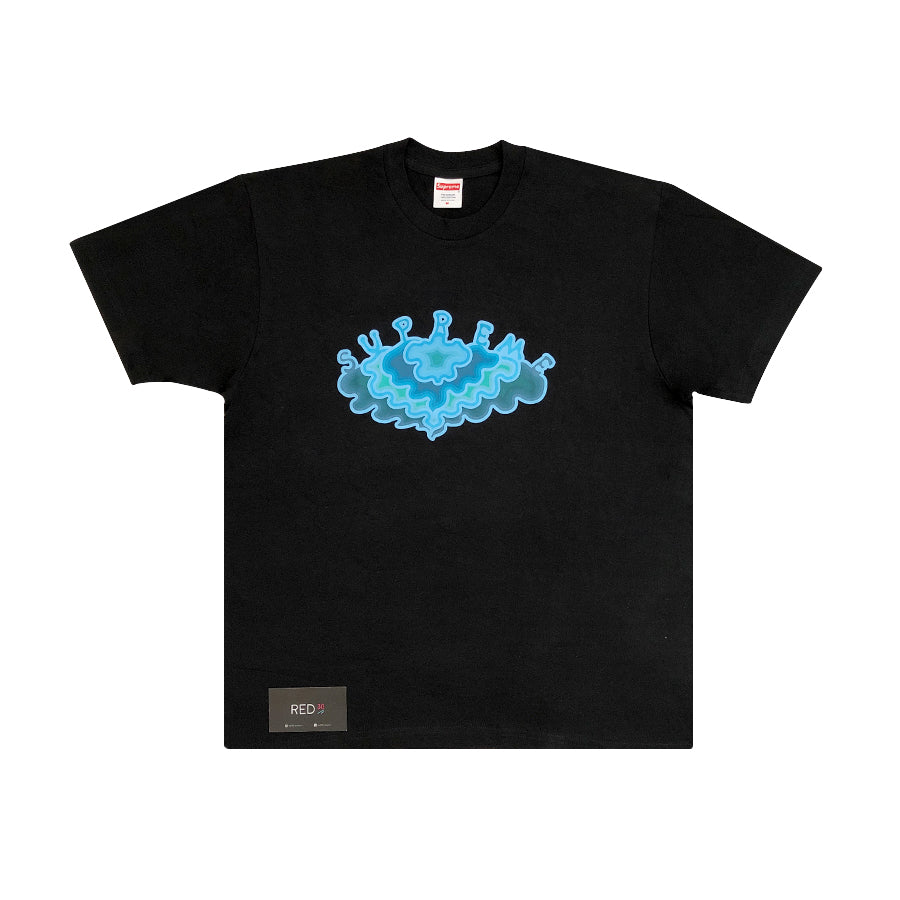 Supreme Cloud Tee Black