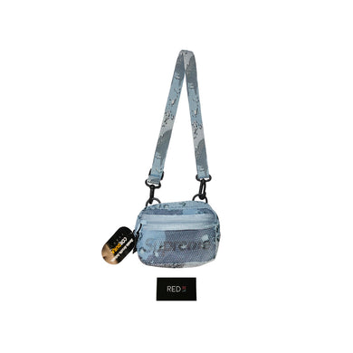 Supreme SS20 Shoulder Bag Blue Camo