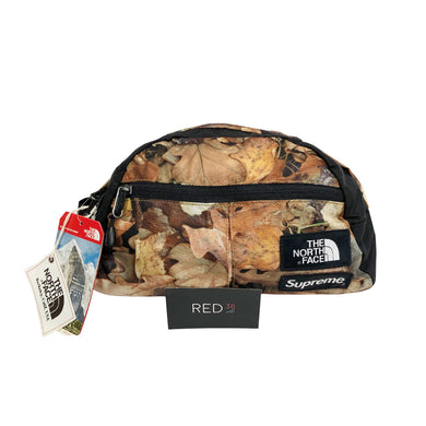 Supreme The North Face Leaves Waist Bag Brown