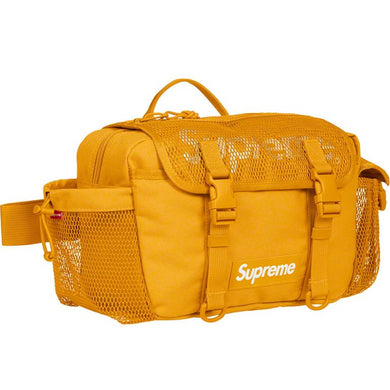 Supreme SS20 Waist Bag Gold