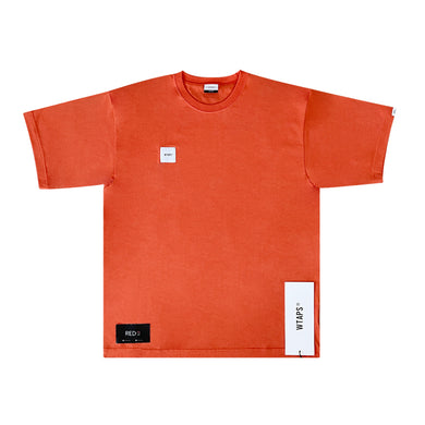 Wtaps Home Based Tee Orange