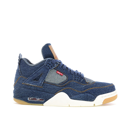 Nike Air Jordan 4 Retro Levi's Denim
