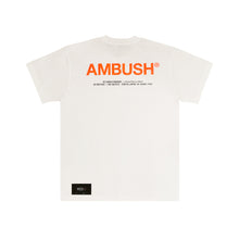 Load image into Gallery viewer, Ambush S/S 19 XL Logo Tee White