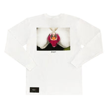 Load image into Gallery viewer, Supreme X Araki Orchid L/S Tee White