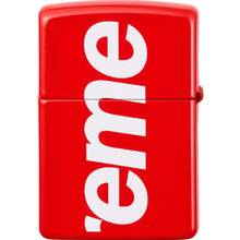 Load image into Gallery viewer, Supreme Logo Zippo®