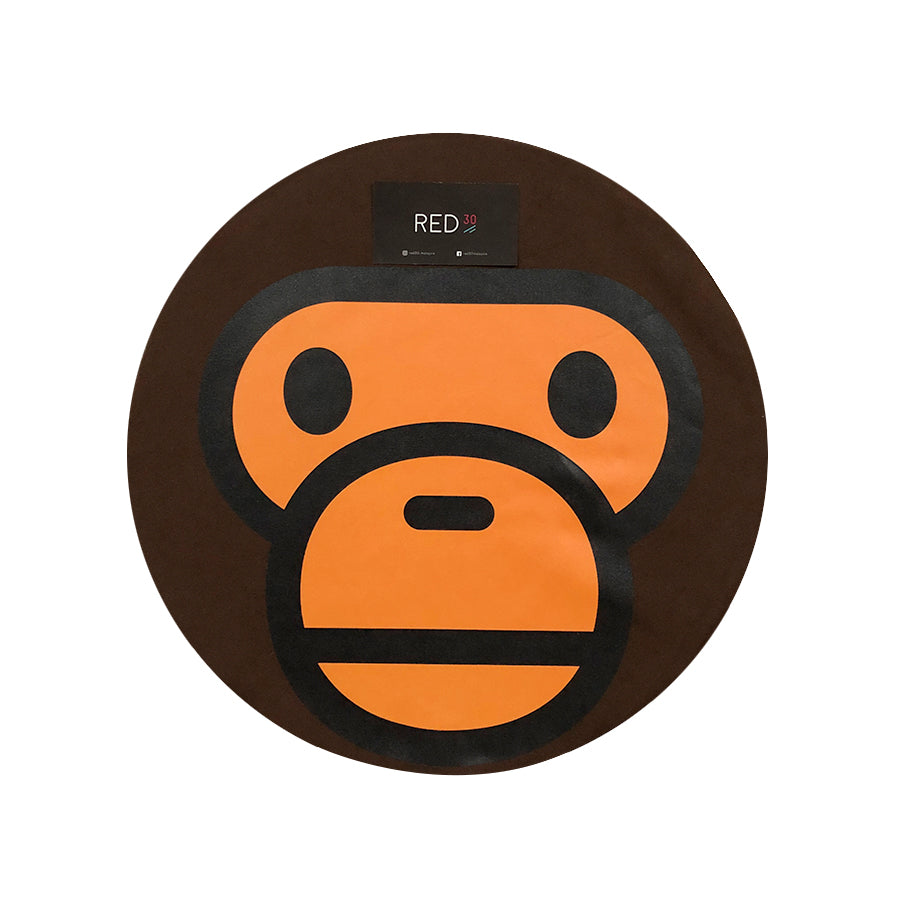 A Bathing Ape Baby Milo Cushion