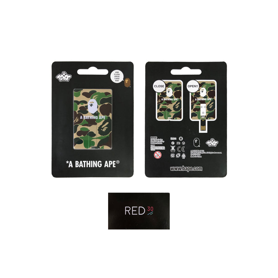 A Bathing Ape 8GB Flash Drive