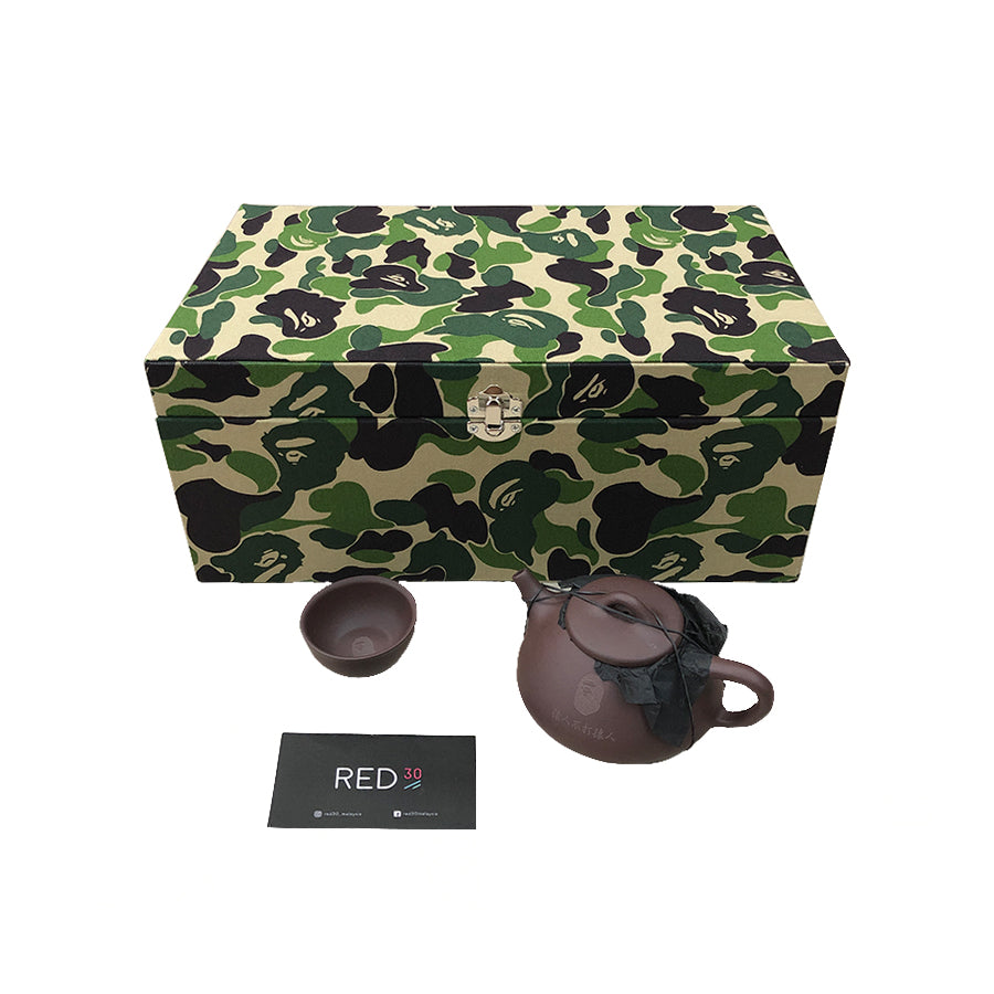 A Bathing Ape Teapot Set With Cup