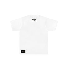 Load image into Gallery viewer, A Bathing Ape White College Tee White