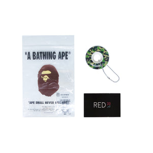 A Bathing Ape Skate Wheel Keychain
