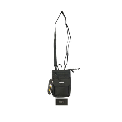 Supreme FW19 Shoulder Bag Black