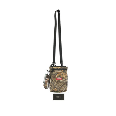 Supreme FW19 Shoulder Bag Real Tree Camo