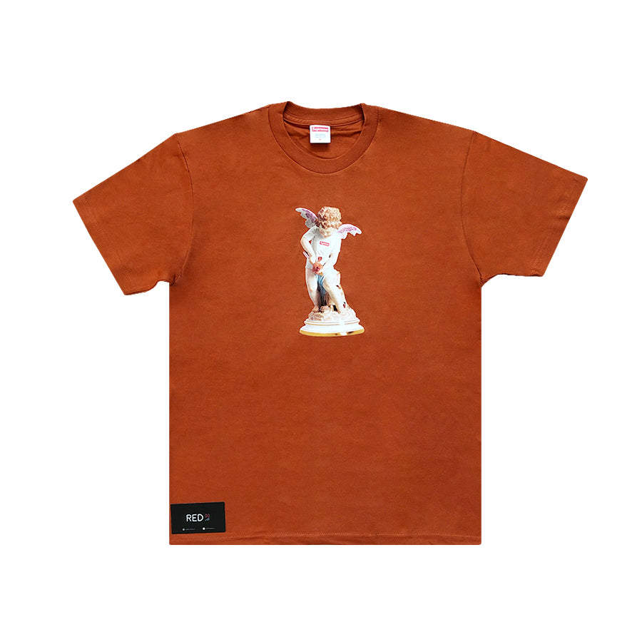 Supreme Cupid Tee Rust