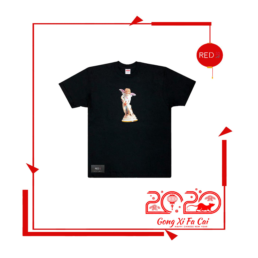 Supreme Cupid Tee Navy (CNY)