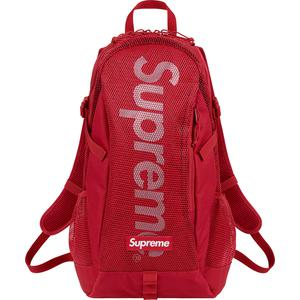 Supreme SS20 Backpack Red