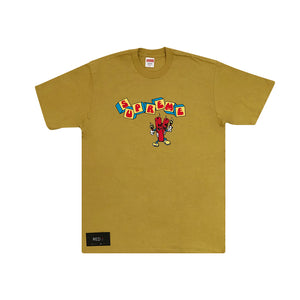 Supreme Dynamite Tee Acid Yellow
