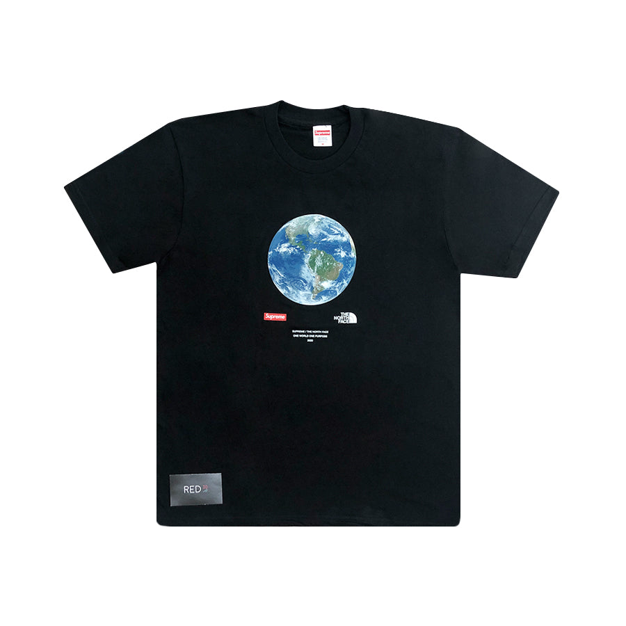 Supreme / The North Face One World Tee Black