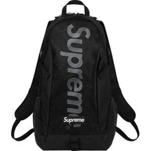 Load image into Gallery viewer, Supreme SS20 Backpack Black