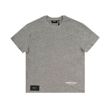 Load image into Gallery viewer, Fear Of God Reflective Essential Tee Grey