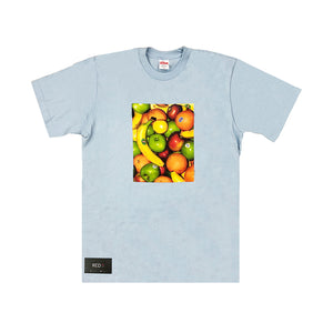 Supreme Fruit Tee Light Blue