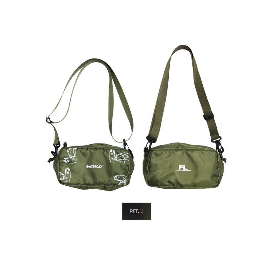 Futura X Nigold Shoulder Bag