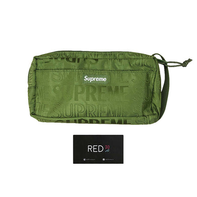 Supreme SS19 Organizer Pouch Olive