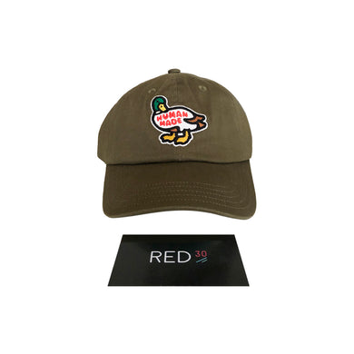 Human Made Duck Cap Olive