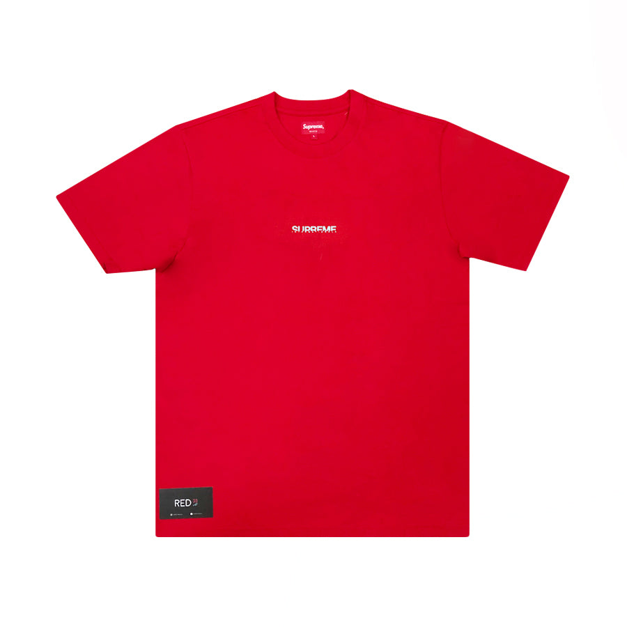 Supreme Internationale Tee Red