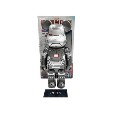Medicom Toy Iron Man War Machine 400% Bearbrick