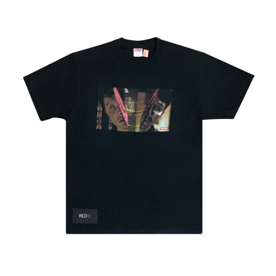 Supreme Split Tee Black